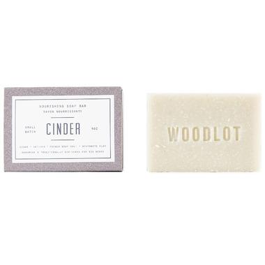 Woodlot Cinder Nourishing Soap Bar
