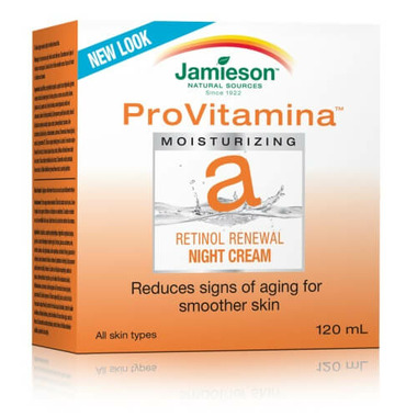 Jamieson ProVitamina Retinol Renewal Night Cream