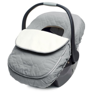 Buy JJ Cole Car Seat Cover Graphite at Well.ca | Free Shipping $35+