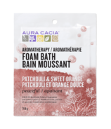 Aura Cacia Patchouli Sweet Orange Foam Bath