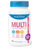Multivitamines pour les femmes de 50ans et plus de Progressive