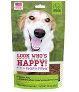 Look Who's Happy Fetch'n Fillets Venison Jerky