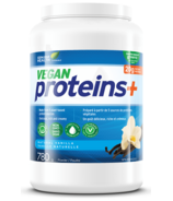 Genuine Health Vegan Proteins+ Powder Large Pack Natural Vanilla