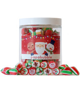 papabubble Handcrafted Candies Holiday Mix