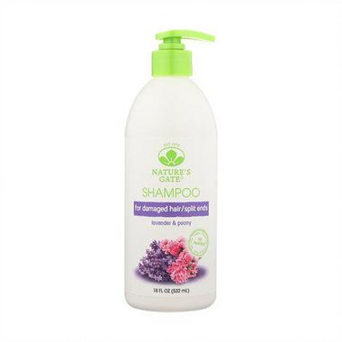 Nature\'s Gate Lavender + Peony Replenishing Shampoo