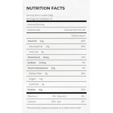 Quest Nutrition Chocolate Chip Cookie