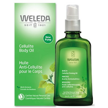 Weleda Cellulite Body Oil