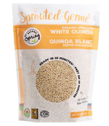 Second Spring Organic Sprouted White Quinoa