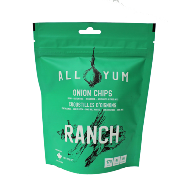All Yum Onion Chips Ranch