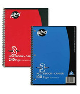 Hilroy 3-Subject Notebook