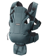 Babybjorn Baby Carrier Free 3D Mesh Sage Green