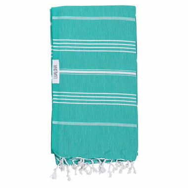 Lualoha Turkish Towel Classic Sea Green