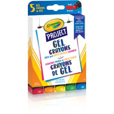 Crayola Project Gel Crayons