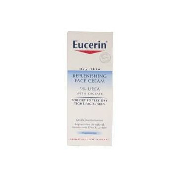 Eucerin Replenishing Face Cream 5% Urea Face Cream