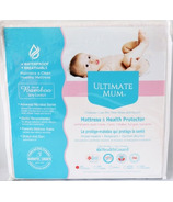 Ultimate Mum Pillows Crib Mattress Cover