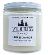 Wilderness Soap Co. Sweet Orange Body Butter