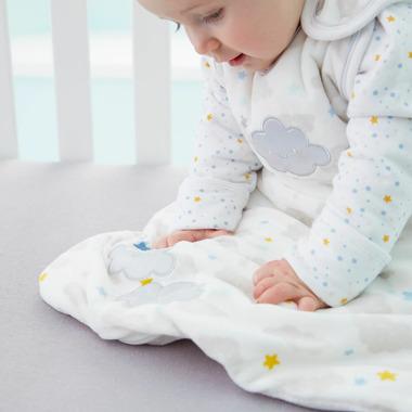 Grobag Baby Sleep Bag Tog 3.5 Sleepy Sky 18-36 Months