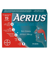 Aerius Desloratadine Tablets 5mg