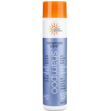 Earth Science Ceramide Care Fragrance Free Shampoo