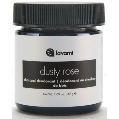Lavami Dusty Rose Deodorant Cream