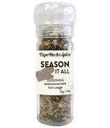 Cape Herb & Spice Table Top Grinder Season It All
