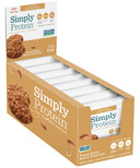 Simply Protein Cookie Peanut Butter Case