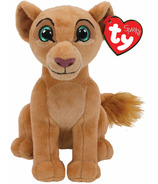 Ty Beanie Babies Nala The Lion Regular