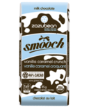 zazubean Smooch Organic Milk Chocolate Bar