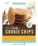 HannahMax Crunchy Cookie Chips Original