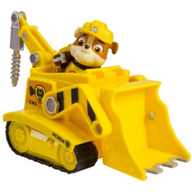 Paw Patrol Rubble\'s Diggin\' Bulldozer