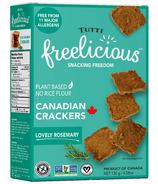 Tutti Freelicious Lovely Rosemary Crackers
