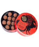 Willie's Cacao Dark Chocolate Salted Praline Truffles