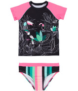 nano Two Piece Rashguard Toucan Swimsuit
