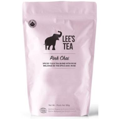Lee\'s Tea Pink Chai