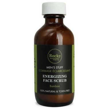 Rocky Mountain Soap Co. Men\'s Stuff Energizing Face Scrub