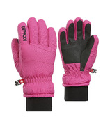 Kombi The Peak Junior Glove Bright Pink