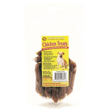 Masters Best Friend Chicken Sausages Dog Treat