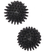 Halfmoon Mini Massage Balls Charcoal