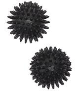 Mini-balles de massage Halfmoon Charbon de bois