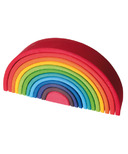 Grimm's Large Wooden Rainbow