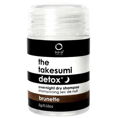 Kaia Naturals The Takesumi Detox Overnight Dry Shampoo Traveller Brunette