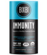 BIXBI Mushroom Supplement for Dogs & Cats Immunity