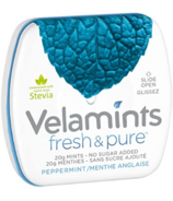 Velamints Fresh and Pure Peppermint