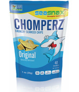 Sea Snax Chomperz Original Seaweed Chips