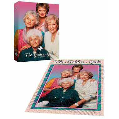Golden Girls Puzzle
