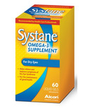 Systane Omega-3 Supplement