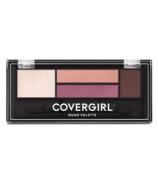CoverGirl Eyeshadow Quads Cherry Soda