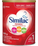 Similac Isomil Soy Based Infant Formula Powder with DHA