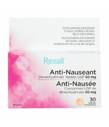 Rexall Anti-nausea (Dimenhydrinate)