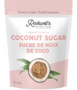 Sucre de noix de coco biologique Rockwell's Whole Foods